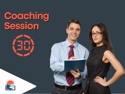 30 minute coaching